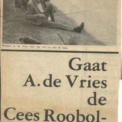 Roobol wedstrijd (4) 1977